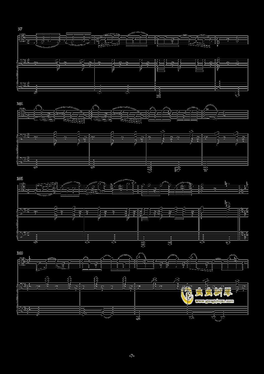 炒冷饭钢琴谱 第7页
