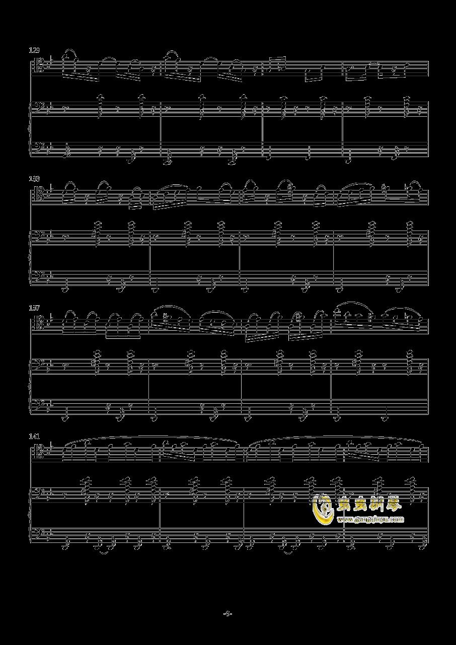 炒冷饭钢琴谱 第9页