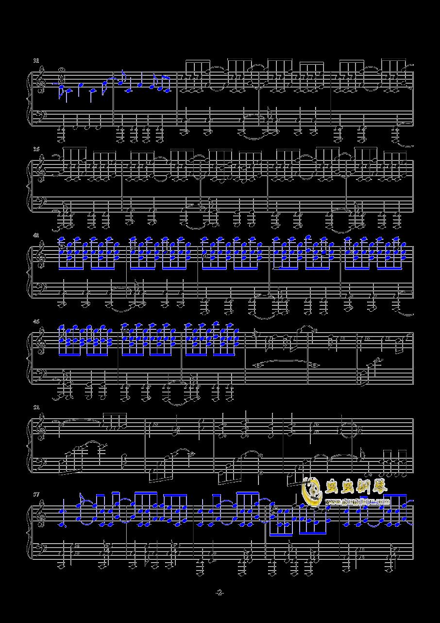 silver_crown钢琴谱 第2页