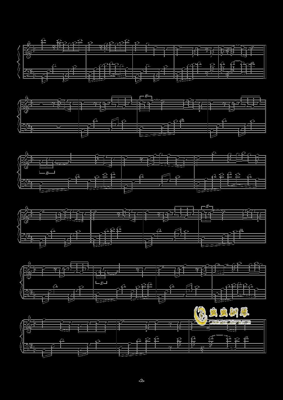 Cheer up, Dude!钢琴谱 第2页