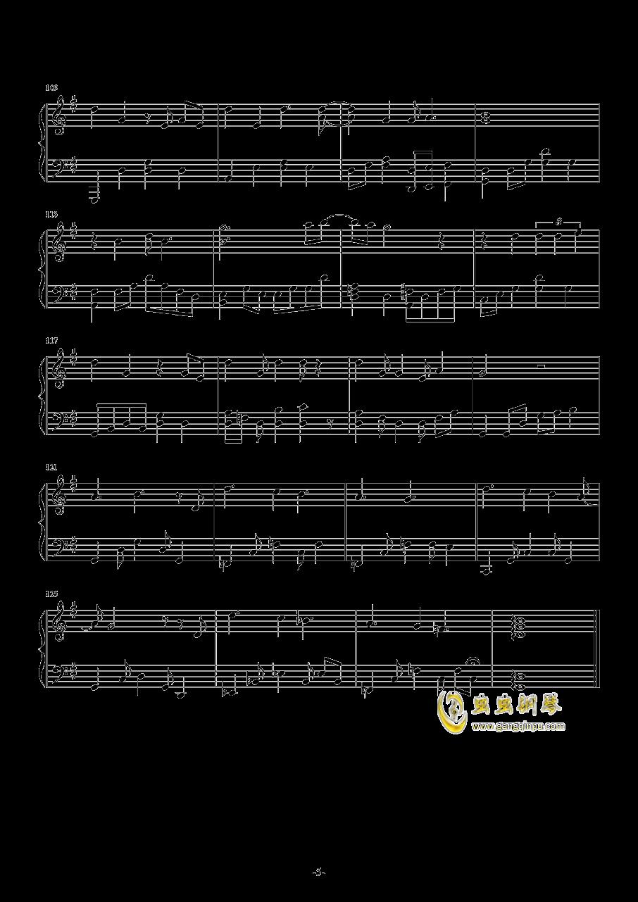 今夏乐谱简谱_忽而今夏钢琴简谱