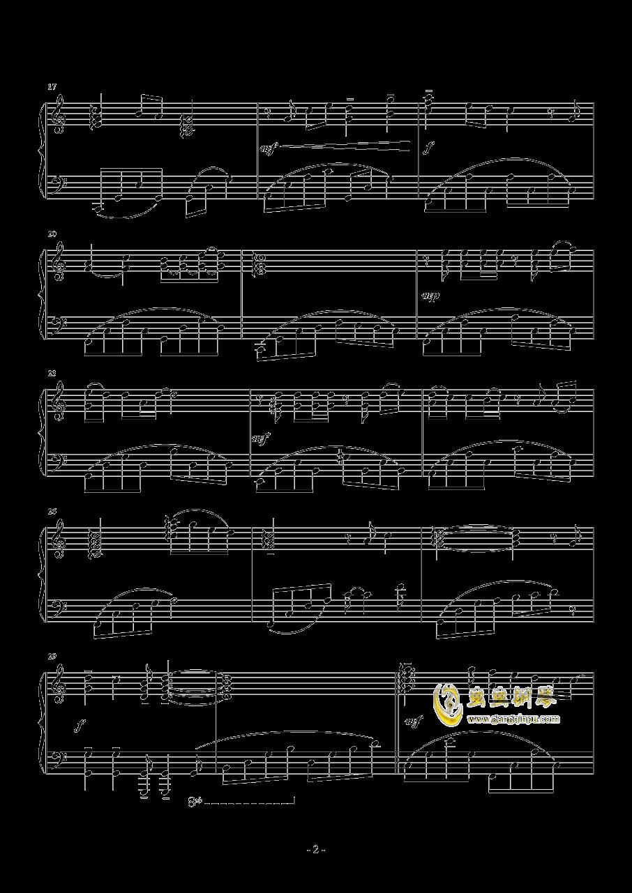 μ's~これから(从今以后)钢琴谱 第2页