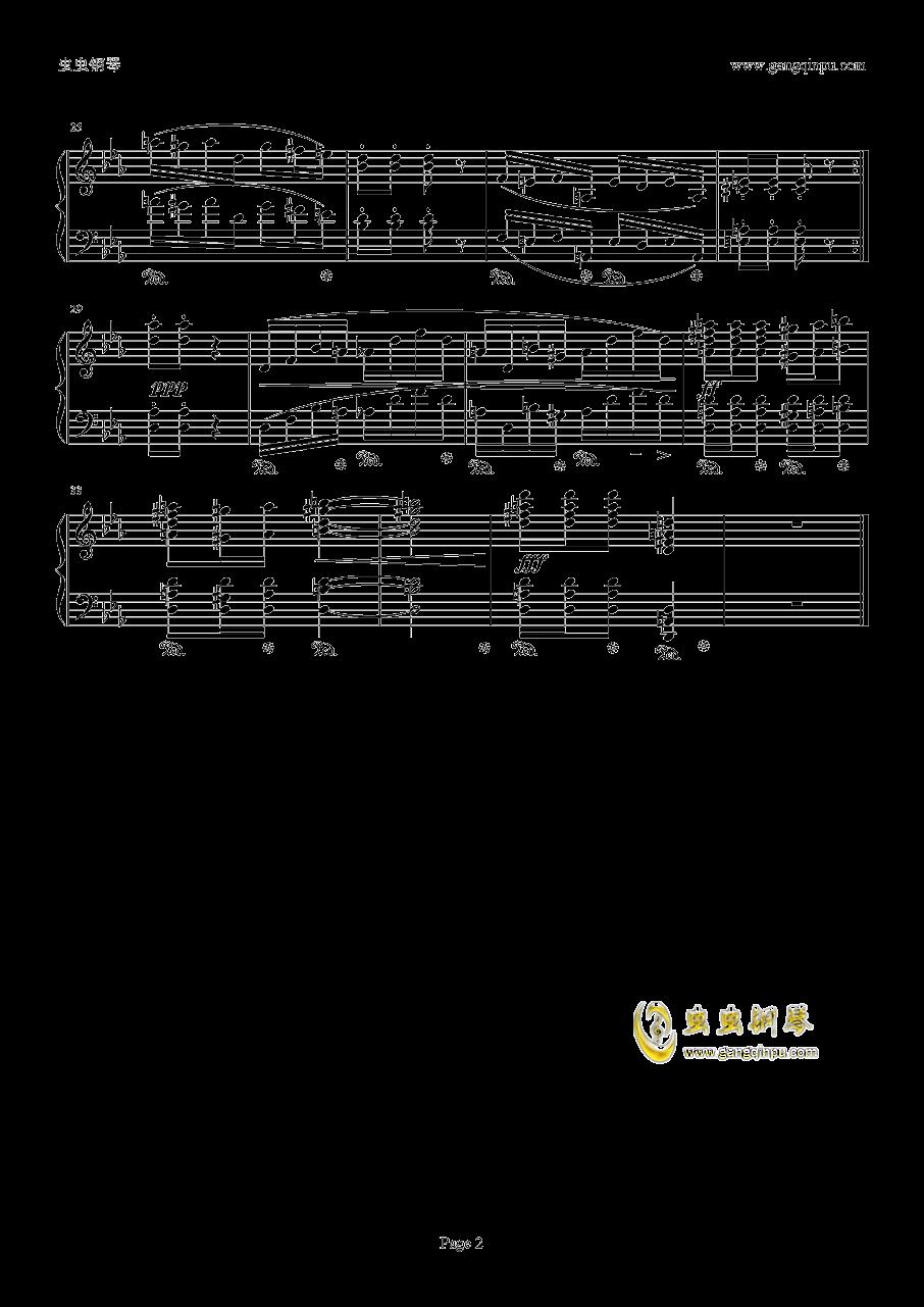 Prima Vista Orchestra钢琴谱 第2页