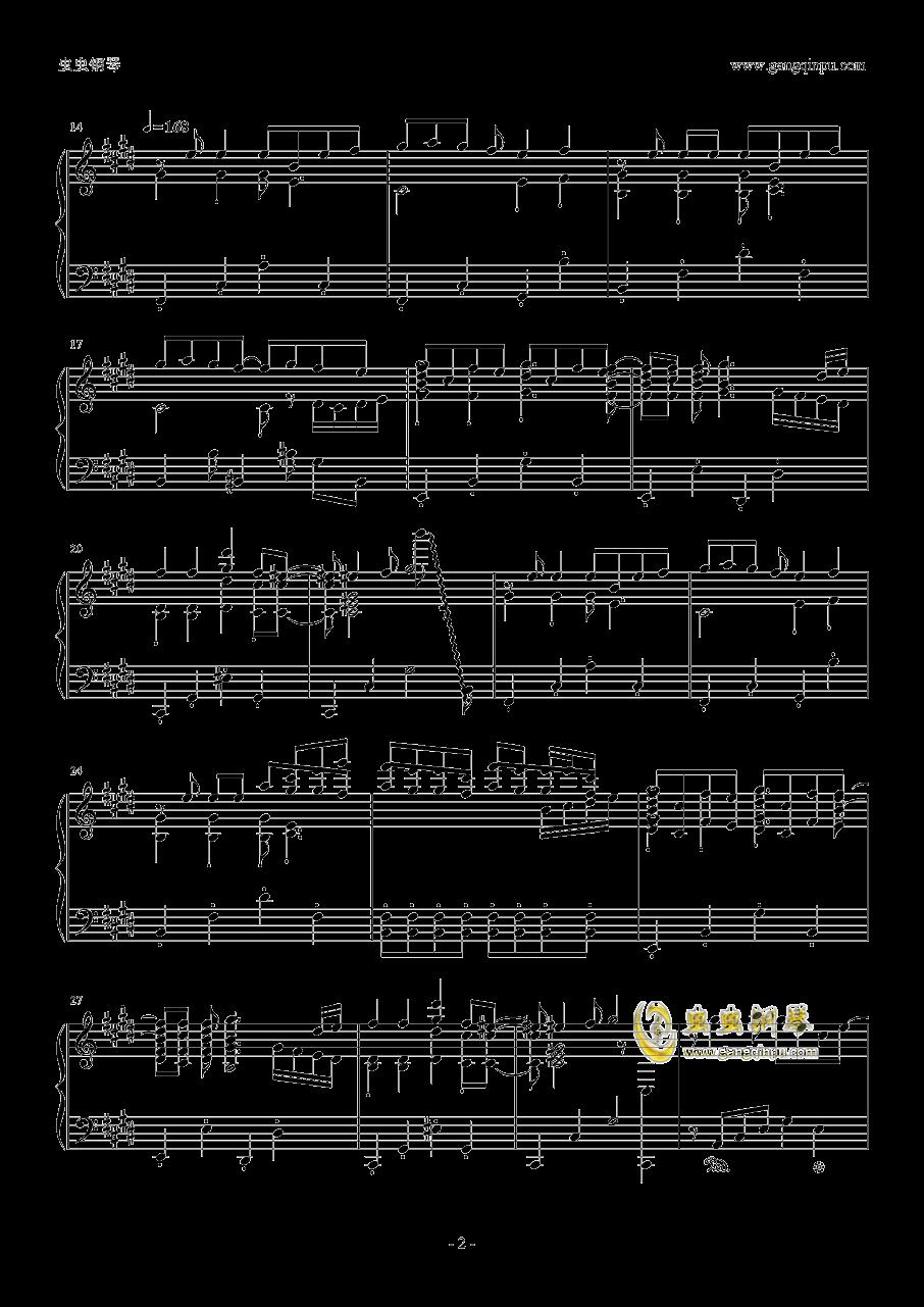 ノ�`ポイッ!钢琴谱 第2页