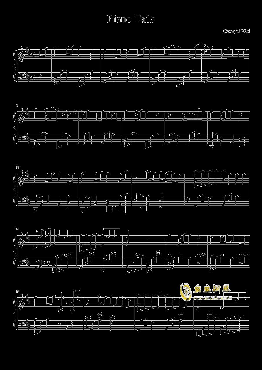 钢琴块钢琴谱 第1页