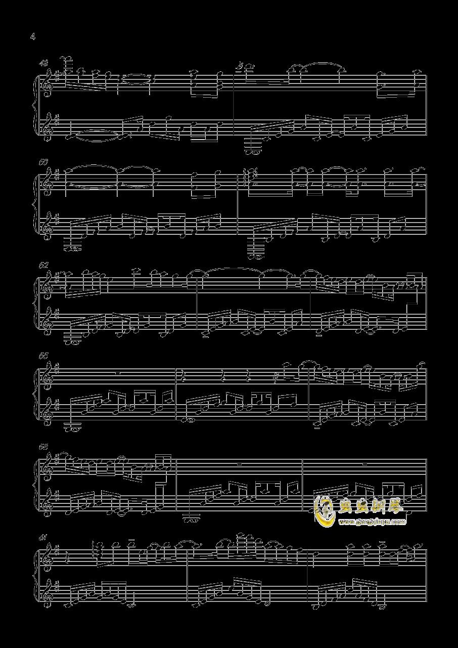Stay Gold钢琴谱 第4页
