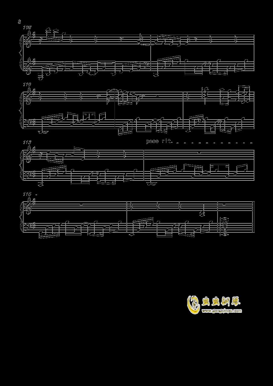 Stay Gold钢琴谱 第8页