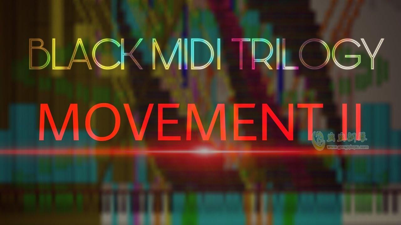 【黑化】乐章 - 三部曲 II钢琴谱 第1页