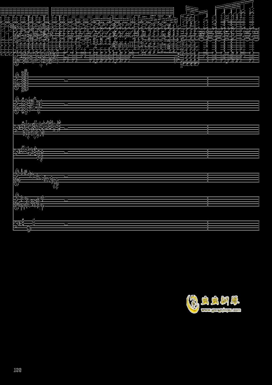 亡灵幻想钢琴谱 第188页