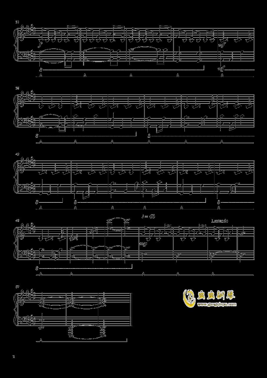 声之形 OST - Lit钢琴谱 第2页