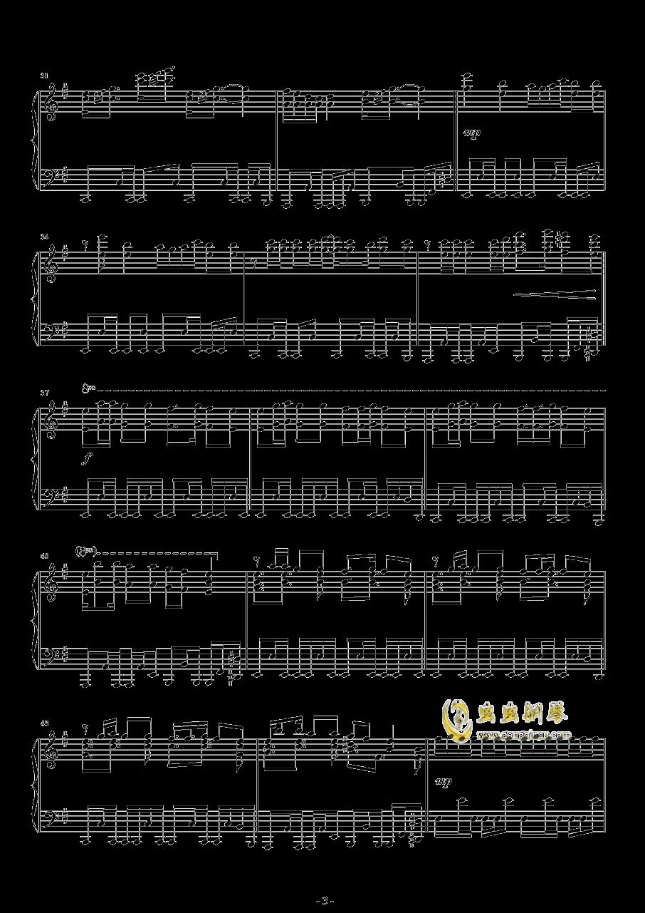 Hop钢琴谱 第3页