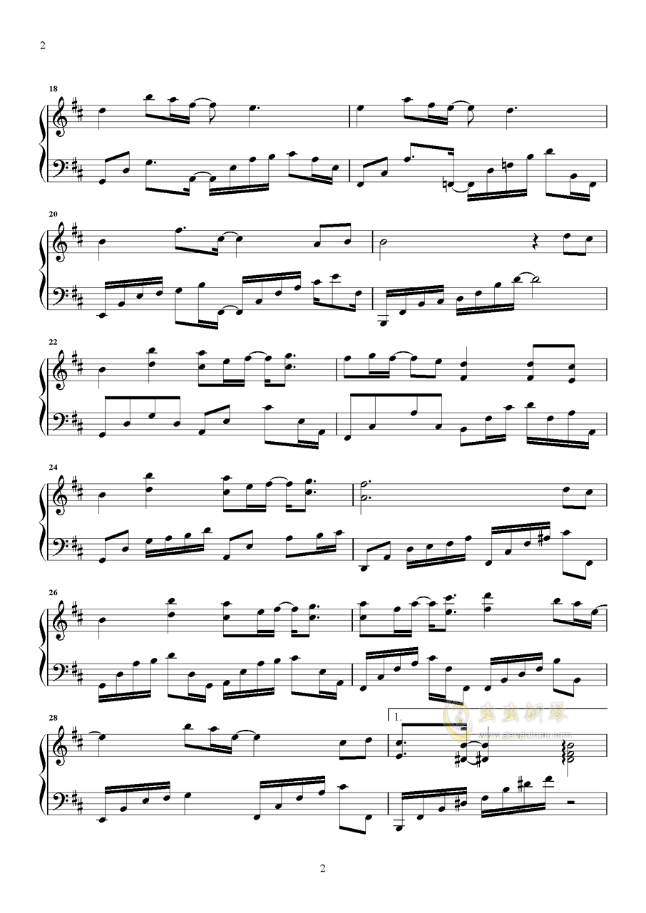 如何在电脑上打开下载的钢琴谱