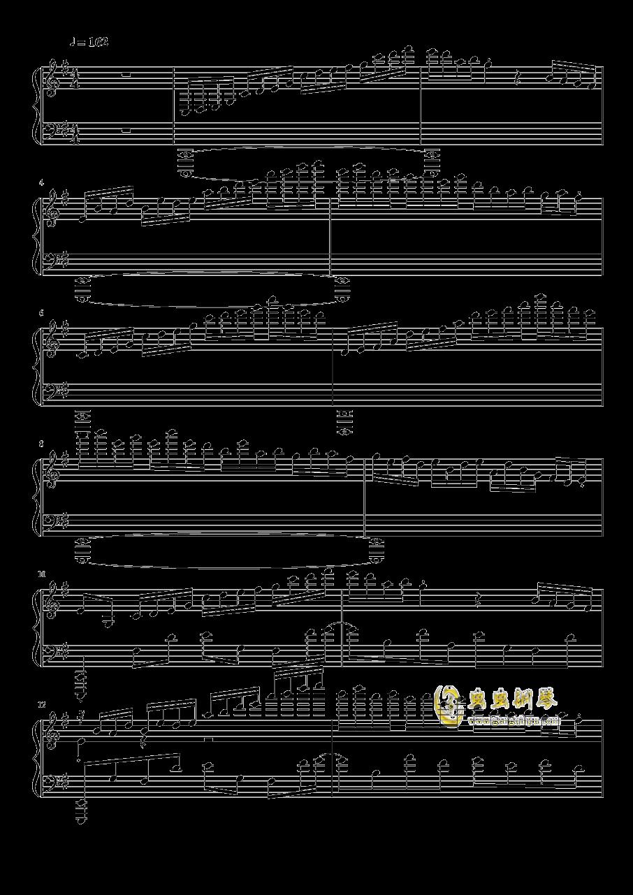 ヴォヤ�`ジュ 1969钢琴谱 第1页