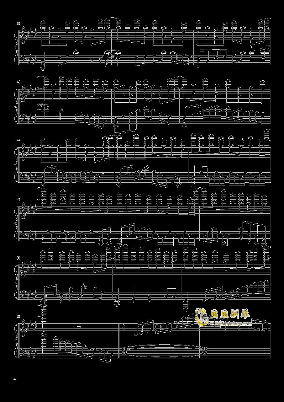 ヴォヤ�`ジュ 1969钢琴谱 第4页