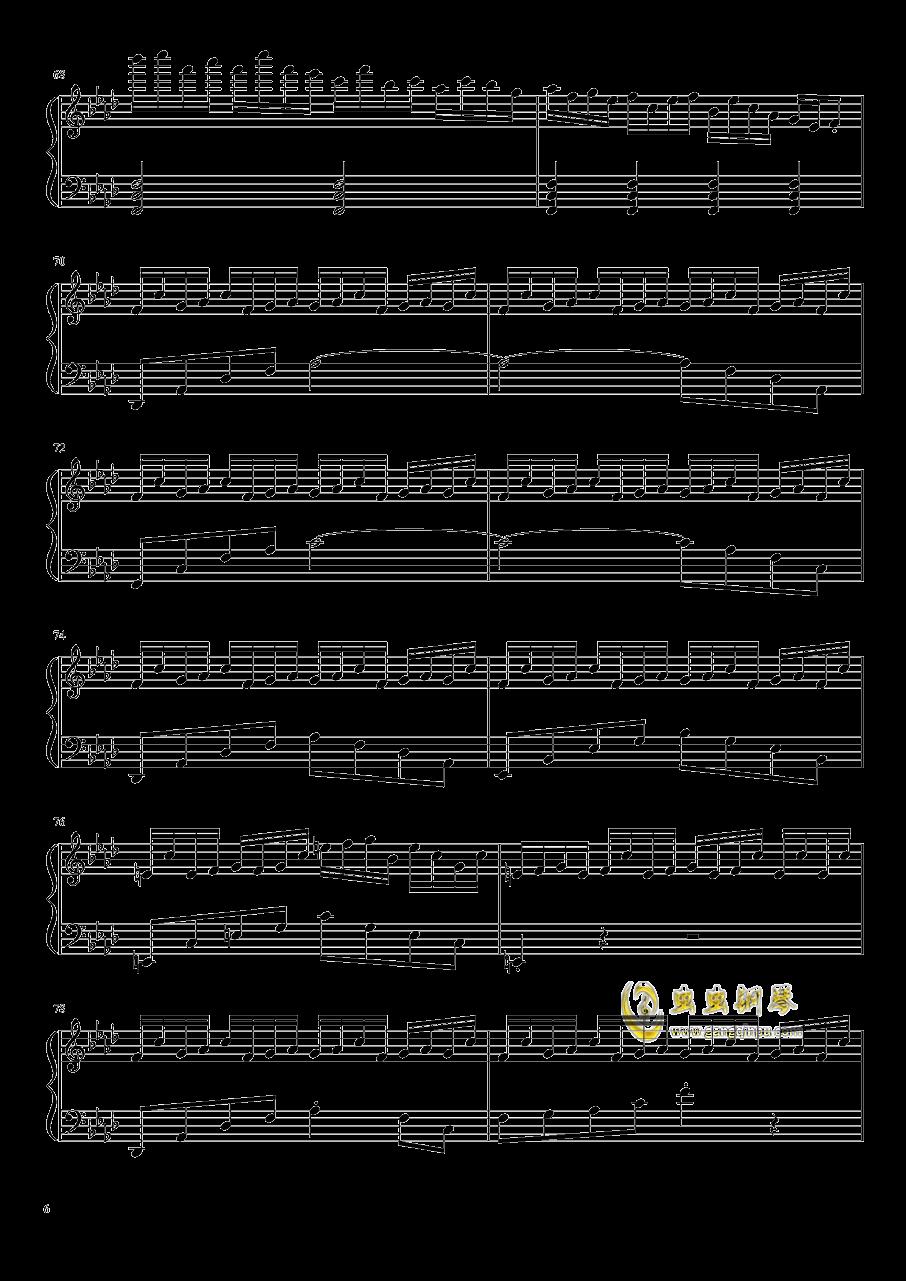 ヴォヤ�`ジュ 1969钢琴谱 第6页