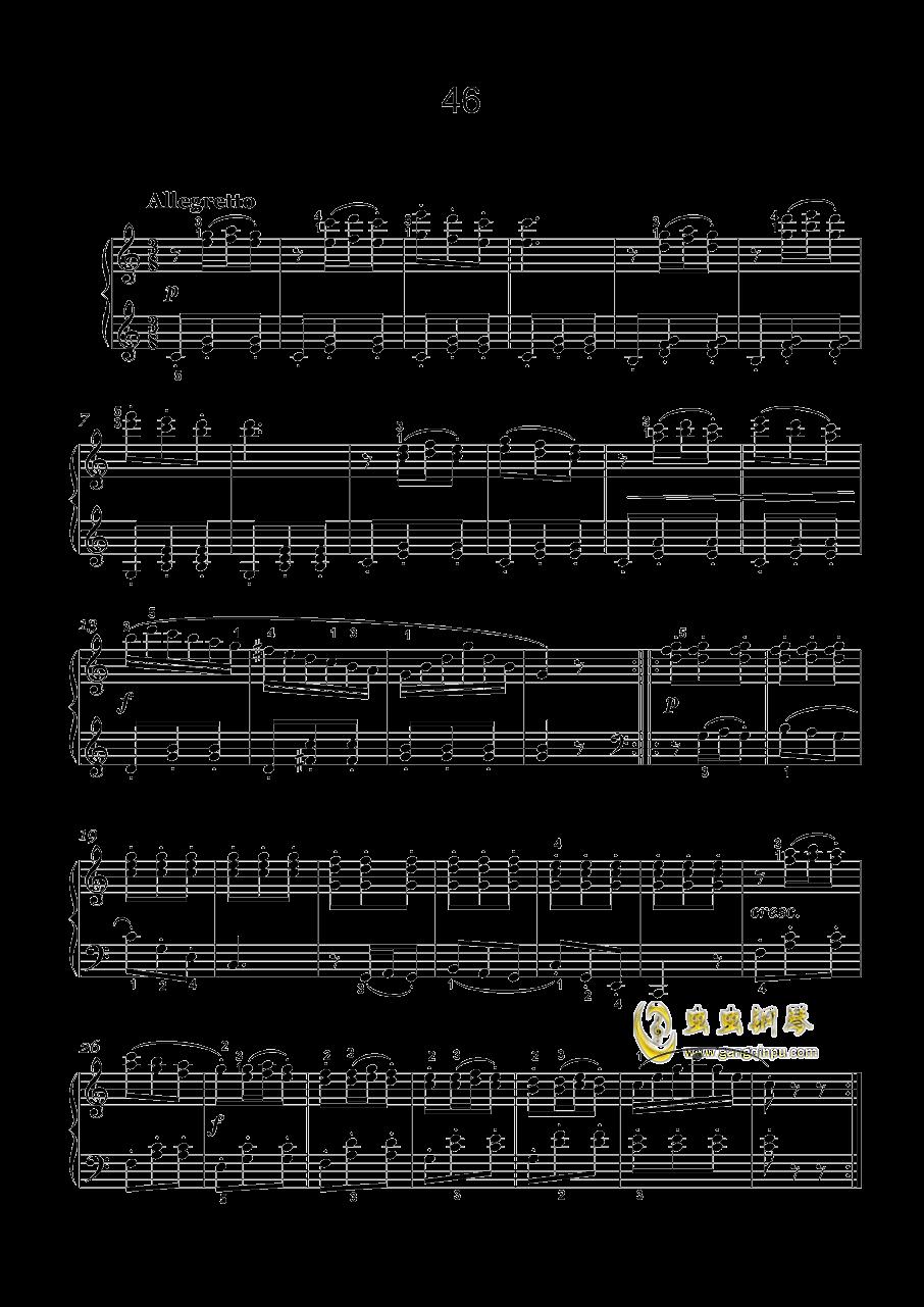 车尔尼-599钢琴谱 第12页