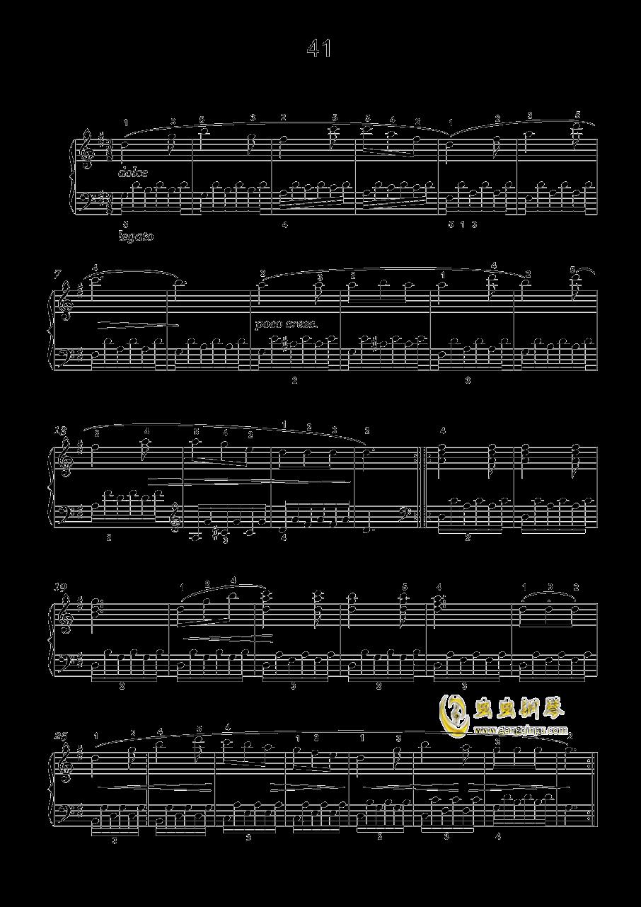 车尔尼-599钢琴谱 第9页