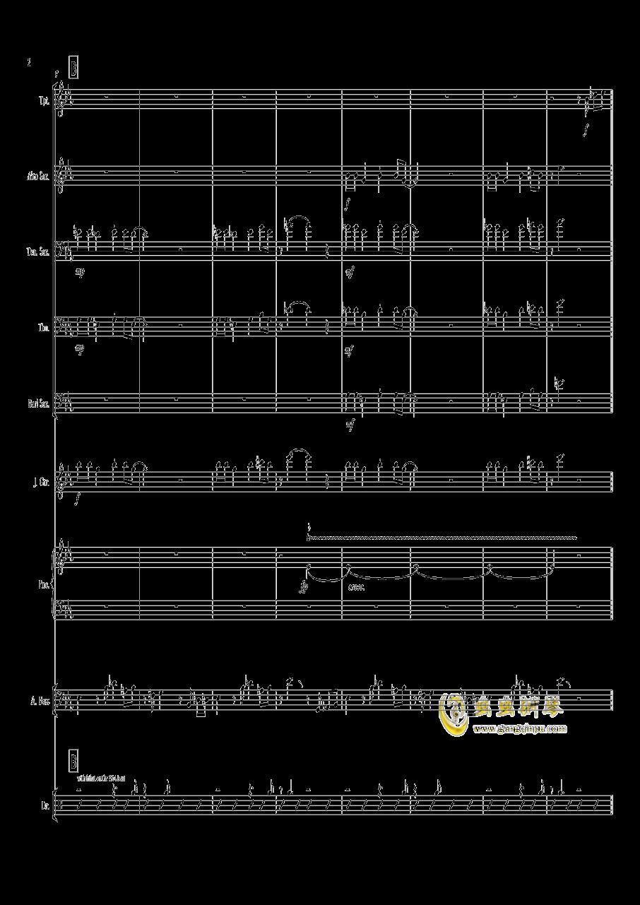 Robbin钢琴谱 第2页