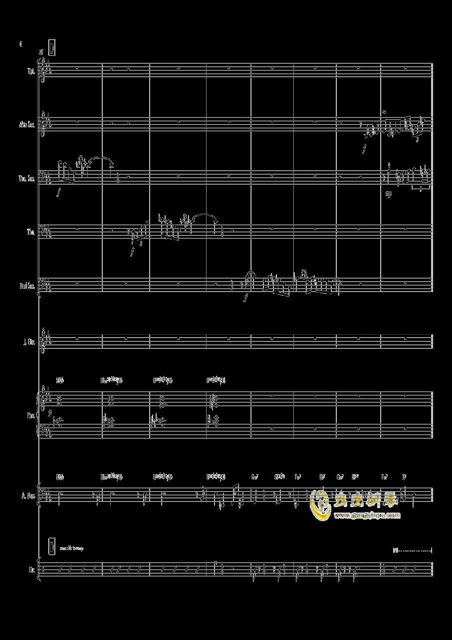 Robbin钢琴谱 第4页