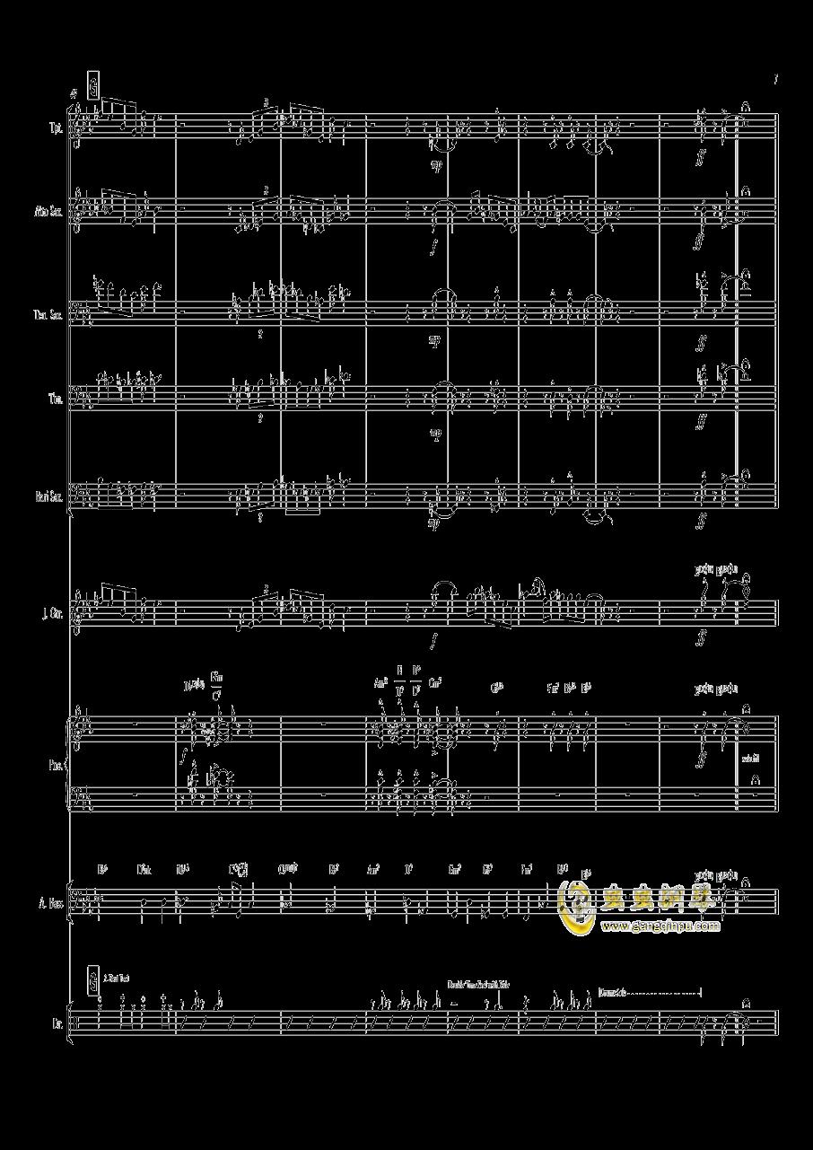 Robbin钢琴谱 第7页