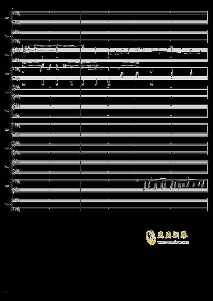 9k钢琴谱 第2页