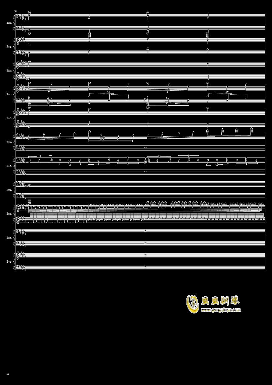 9k钢琴谱 第40页
