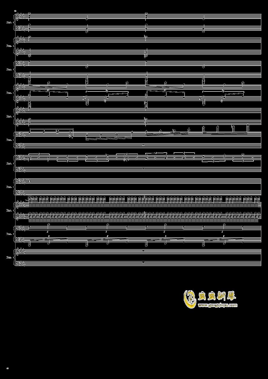 9k钢琴谱 第60页