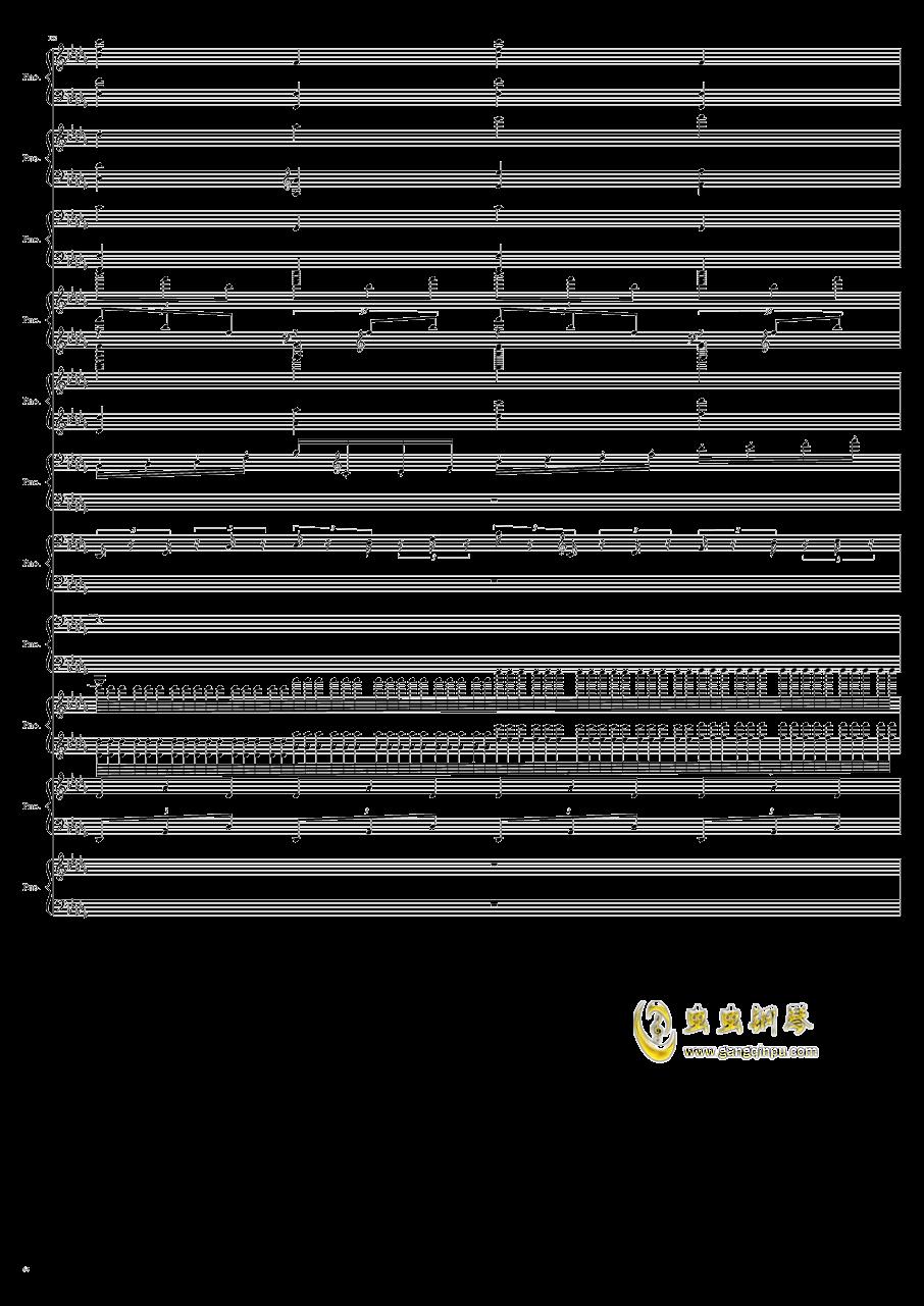9k钢琴谱 第64页