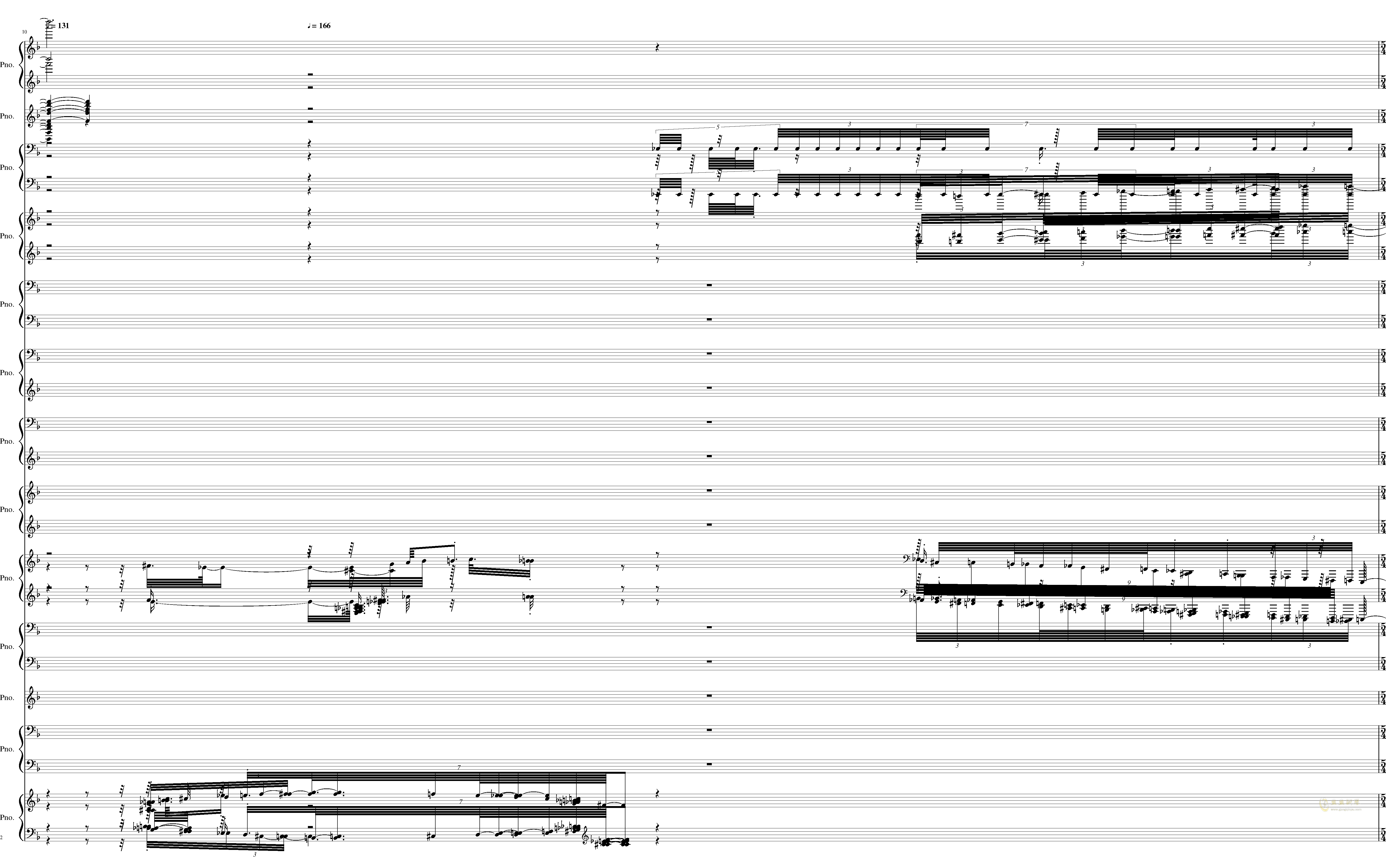 U.N. Owen was Her钢琴谱 第2页