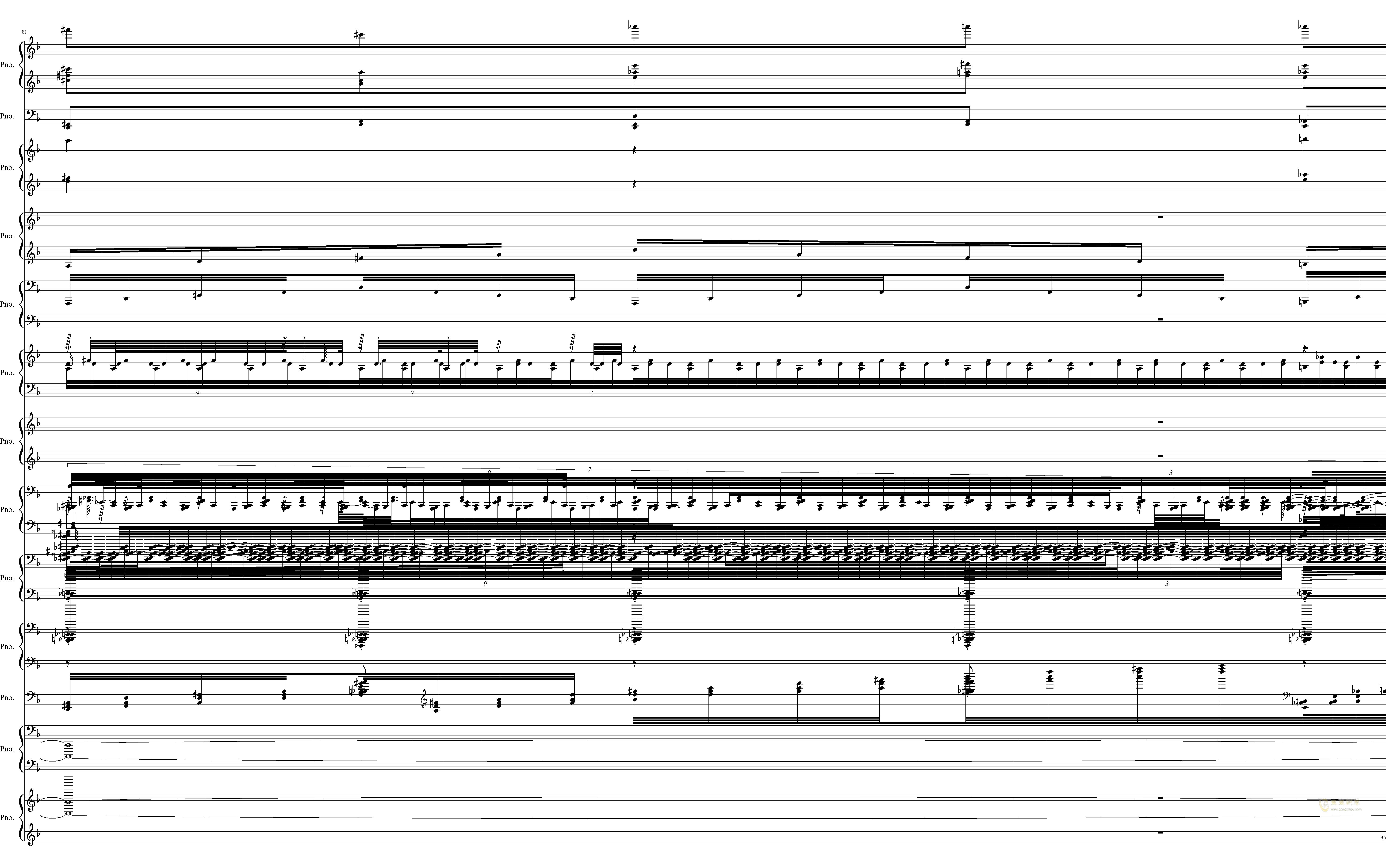 U.N. Owen was Her钢琴谱 第45页