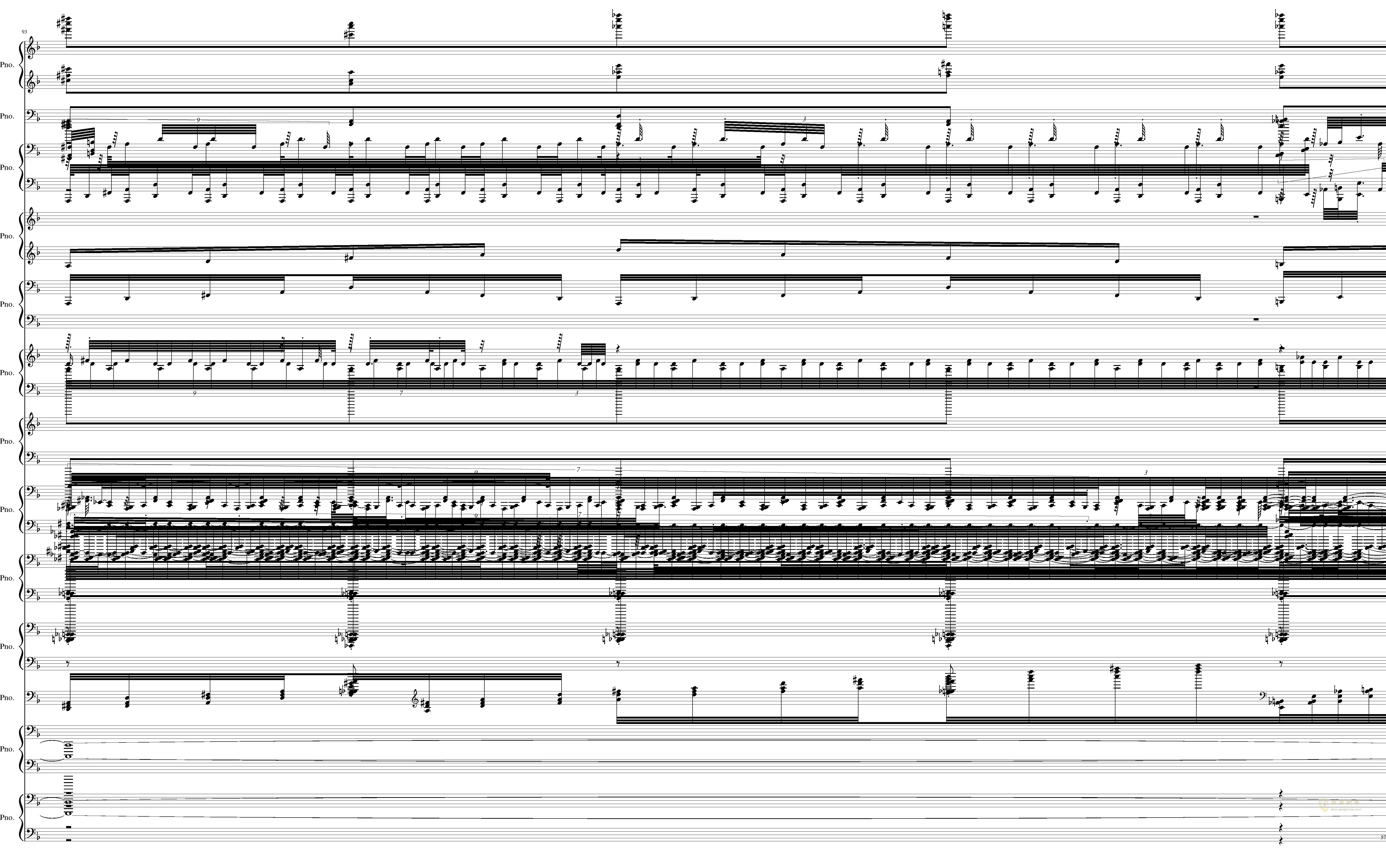 U.N. Owen was Her钢琴谱 第57页