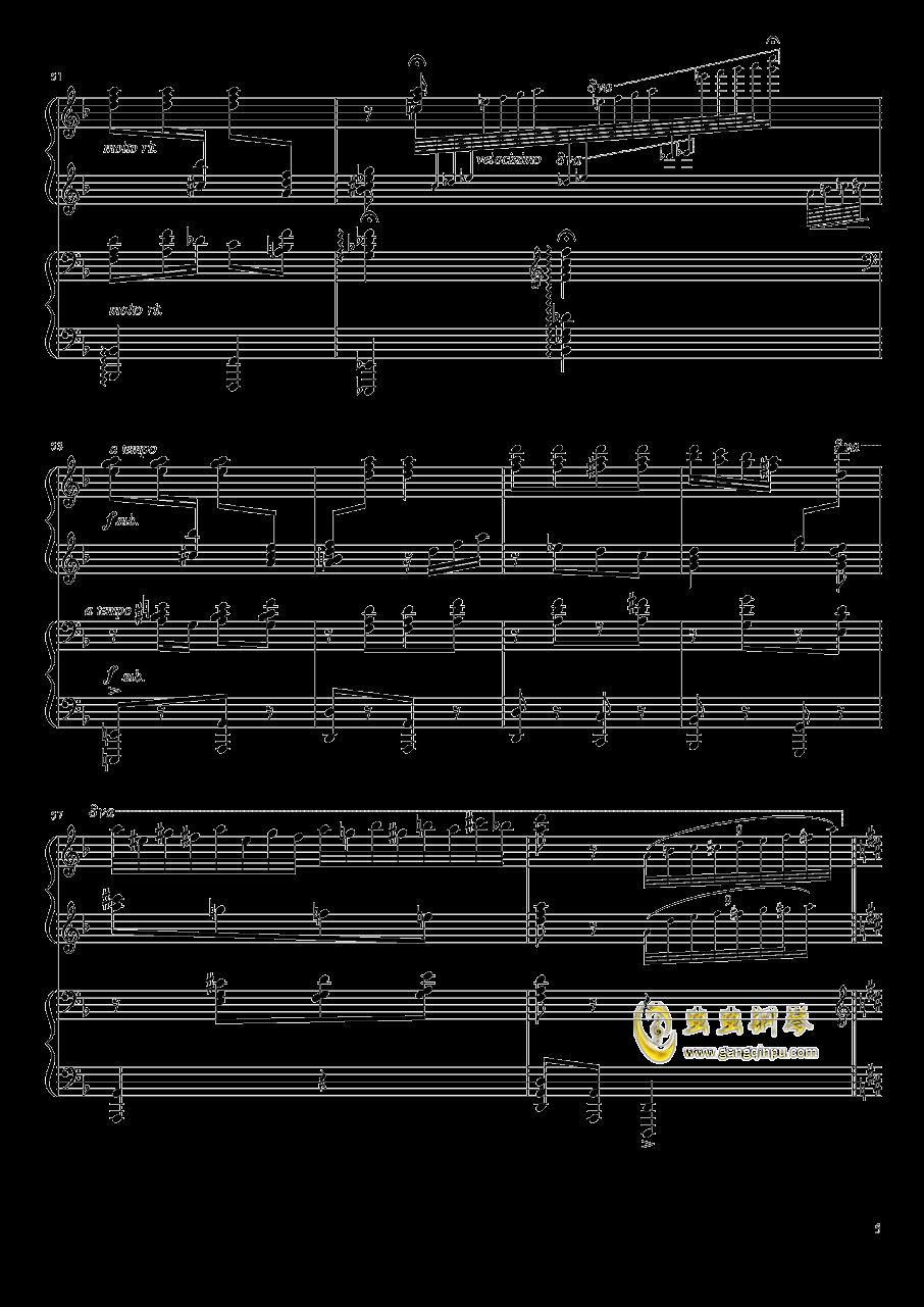 意大利波尔卡钢琴谱 第5页