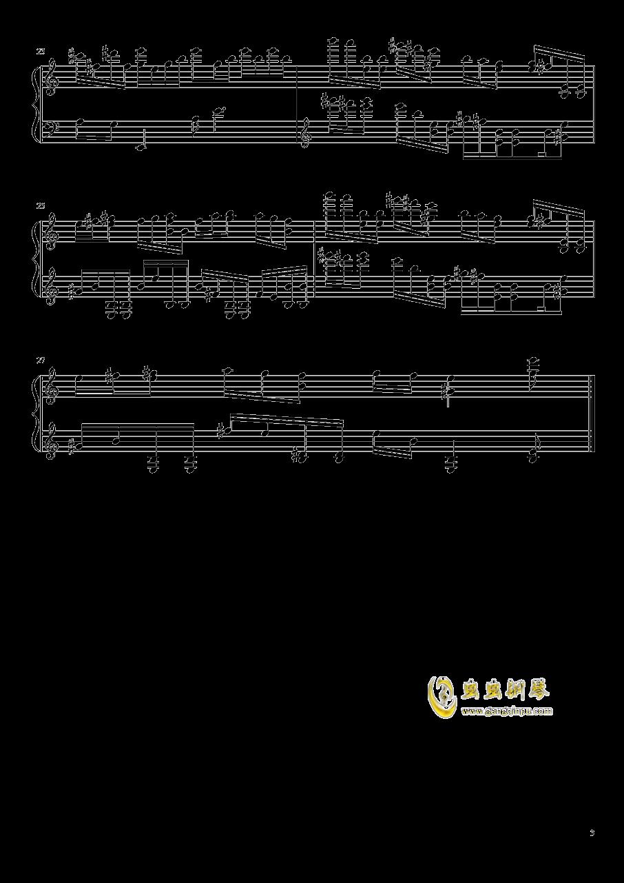 英国猎人钢琴谱 第3页
