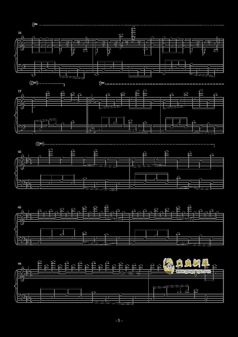 Bios钢琴谱 第3页