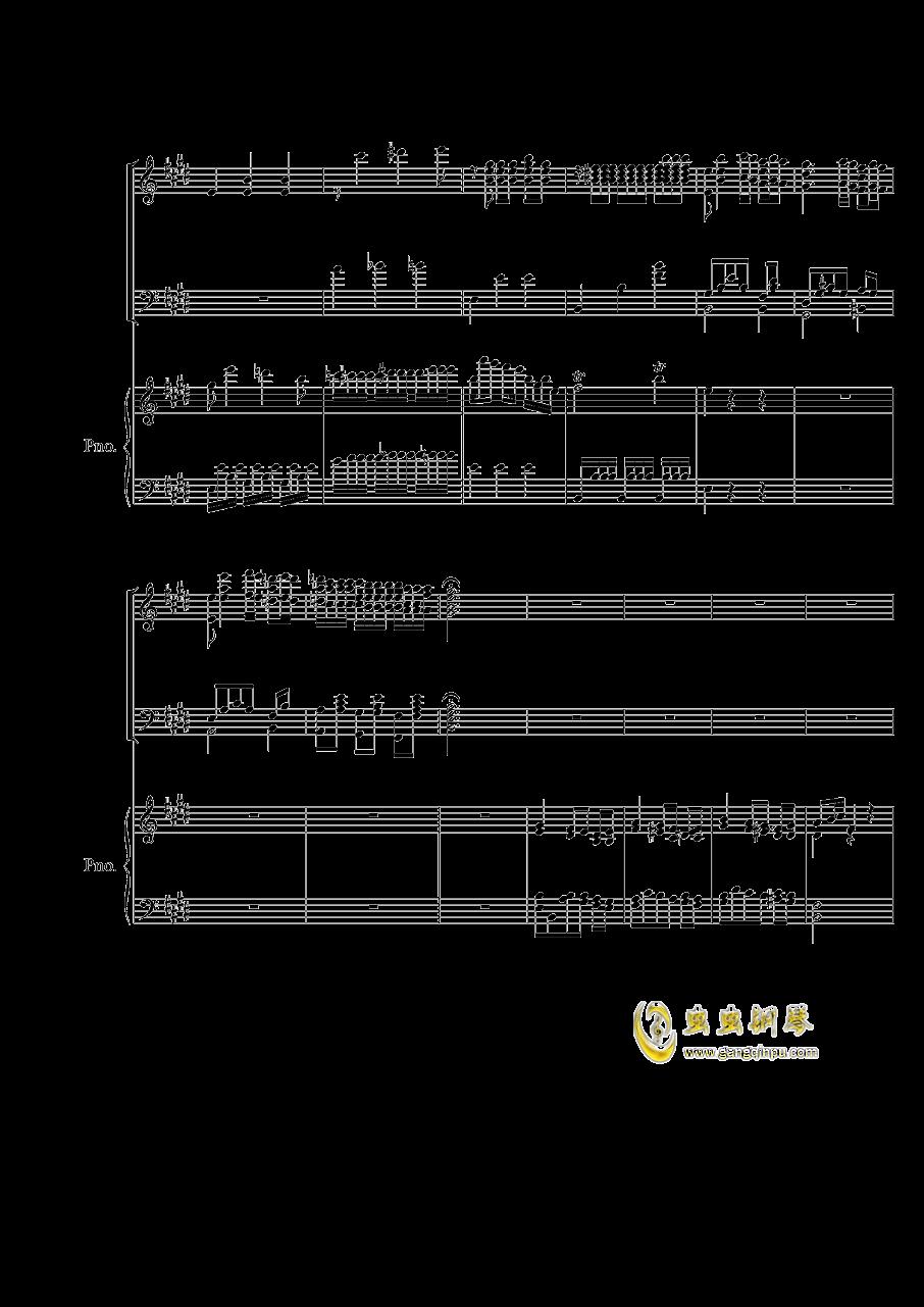 Piano Concerto No.2 钢琴谱 第10页