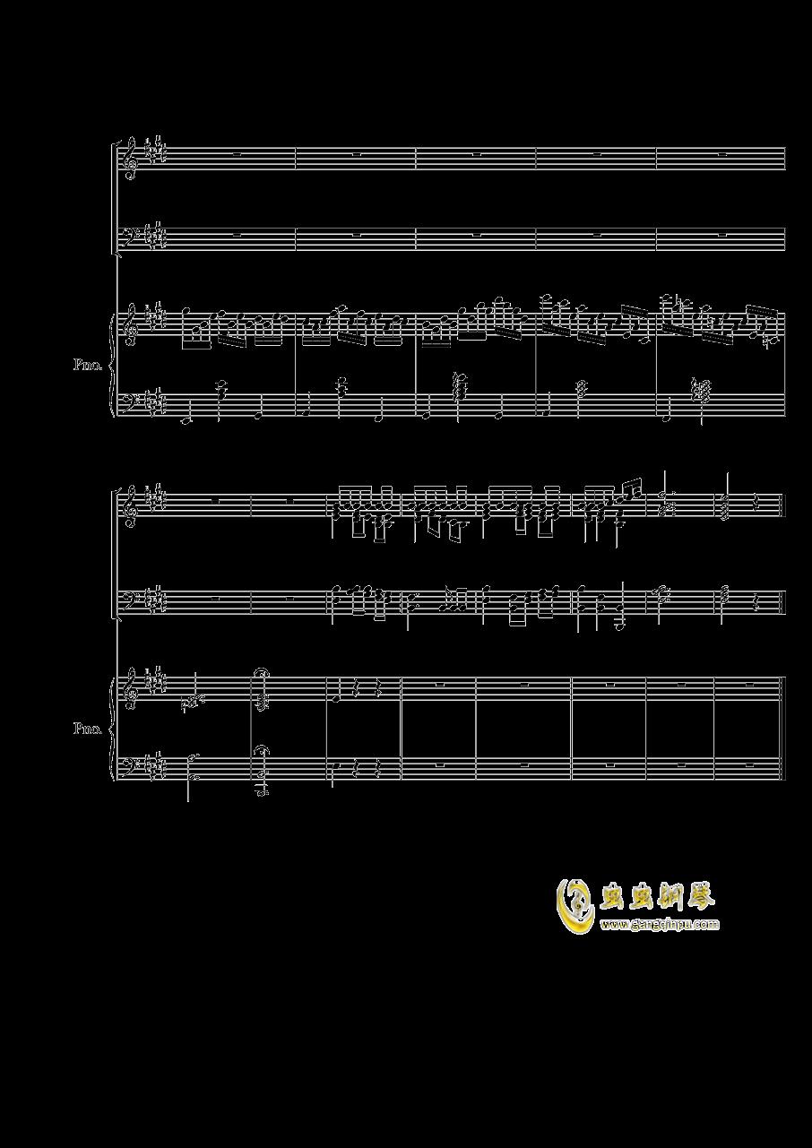 Piano Concerto No.2 钢琴谱 第11页