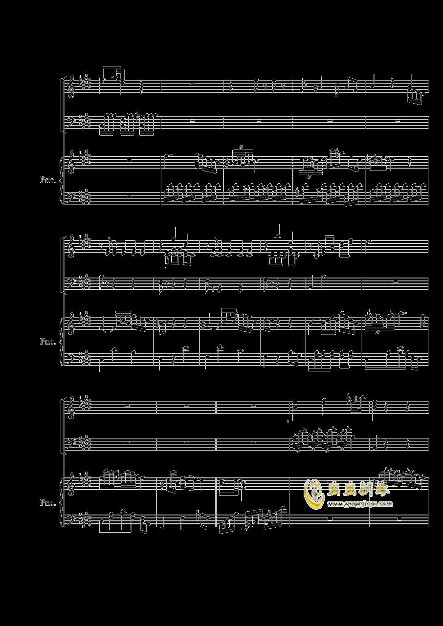 Piano Concerto No.2 钢琴谱 第3页