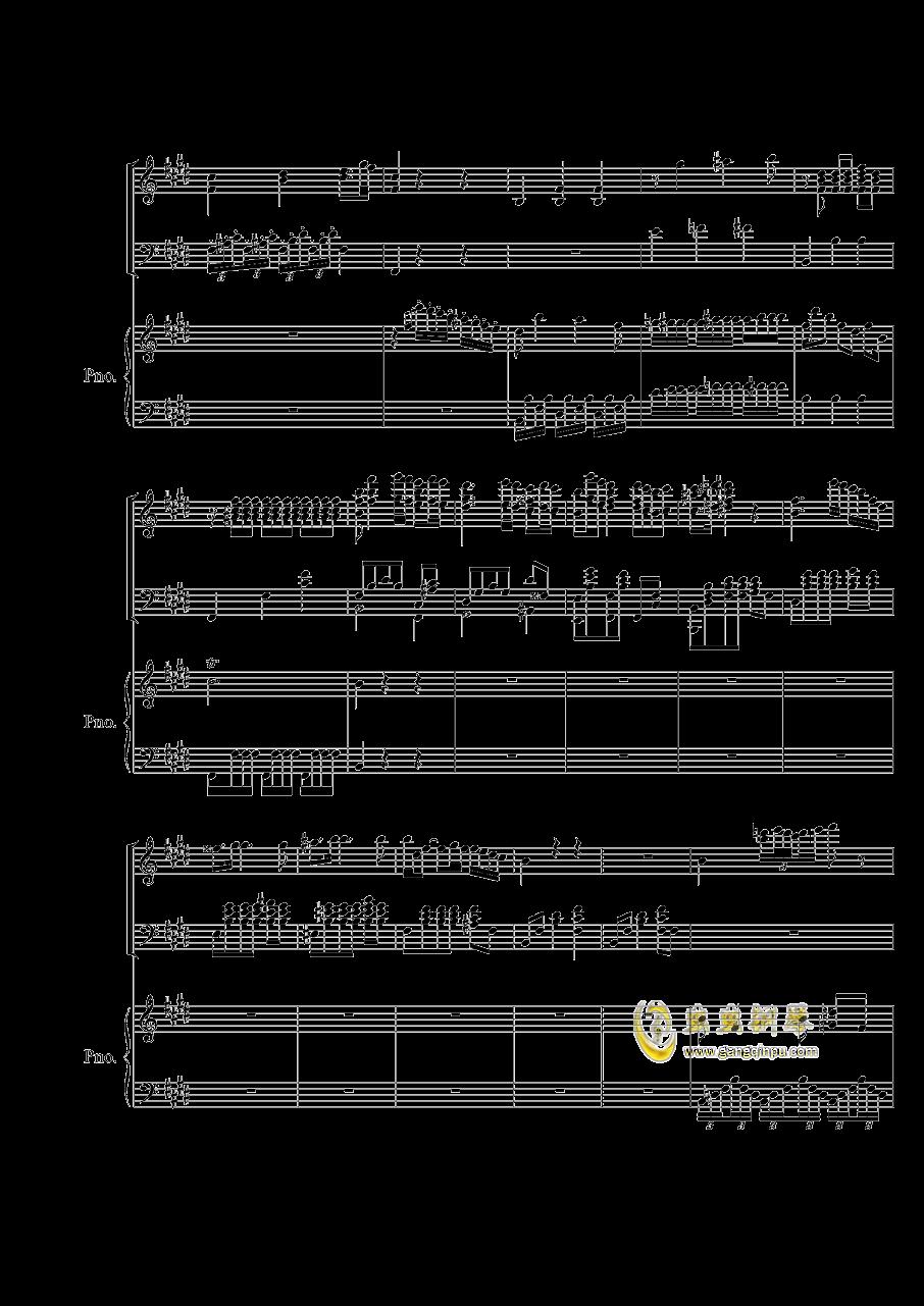 Piano Concerto No.2 钢琴谱 第4页
