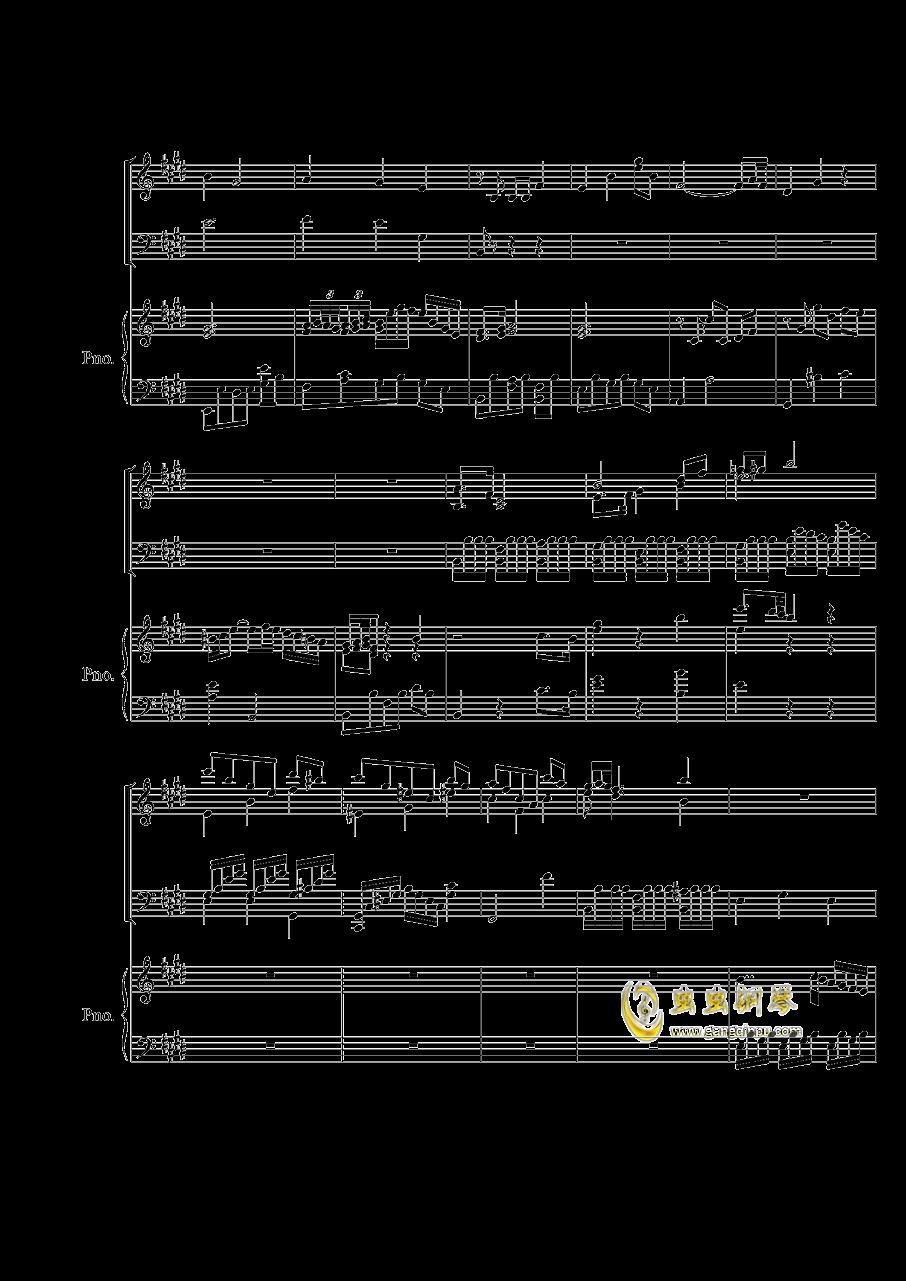 Piano Concerto No.2 钢琴谱 第8页