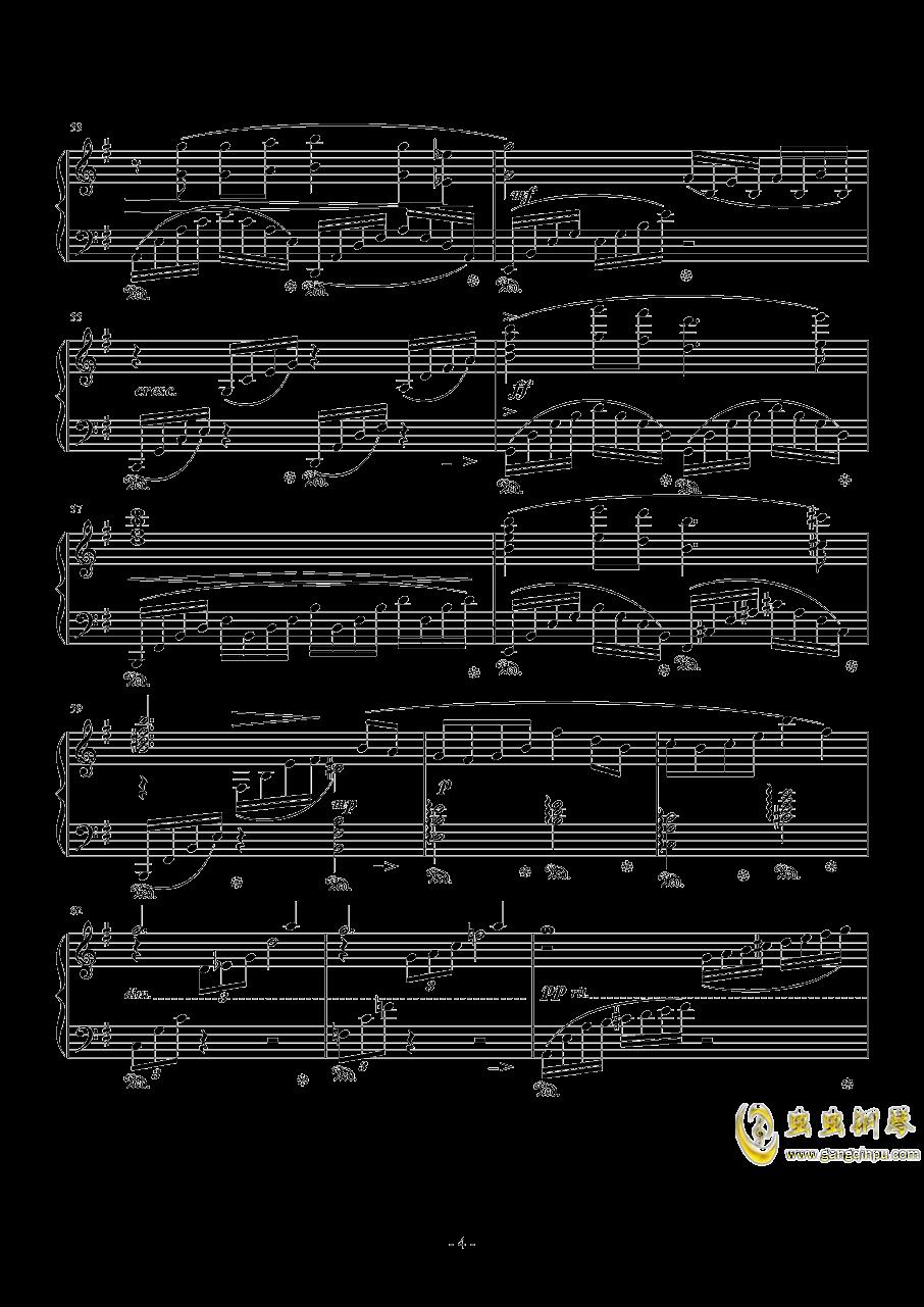 Fisherman钢琴谱 第4页