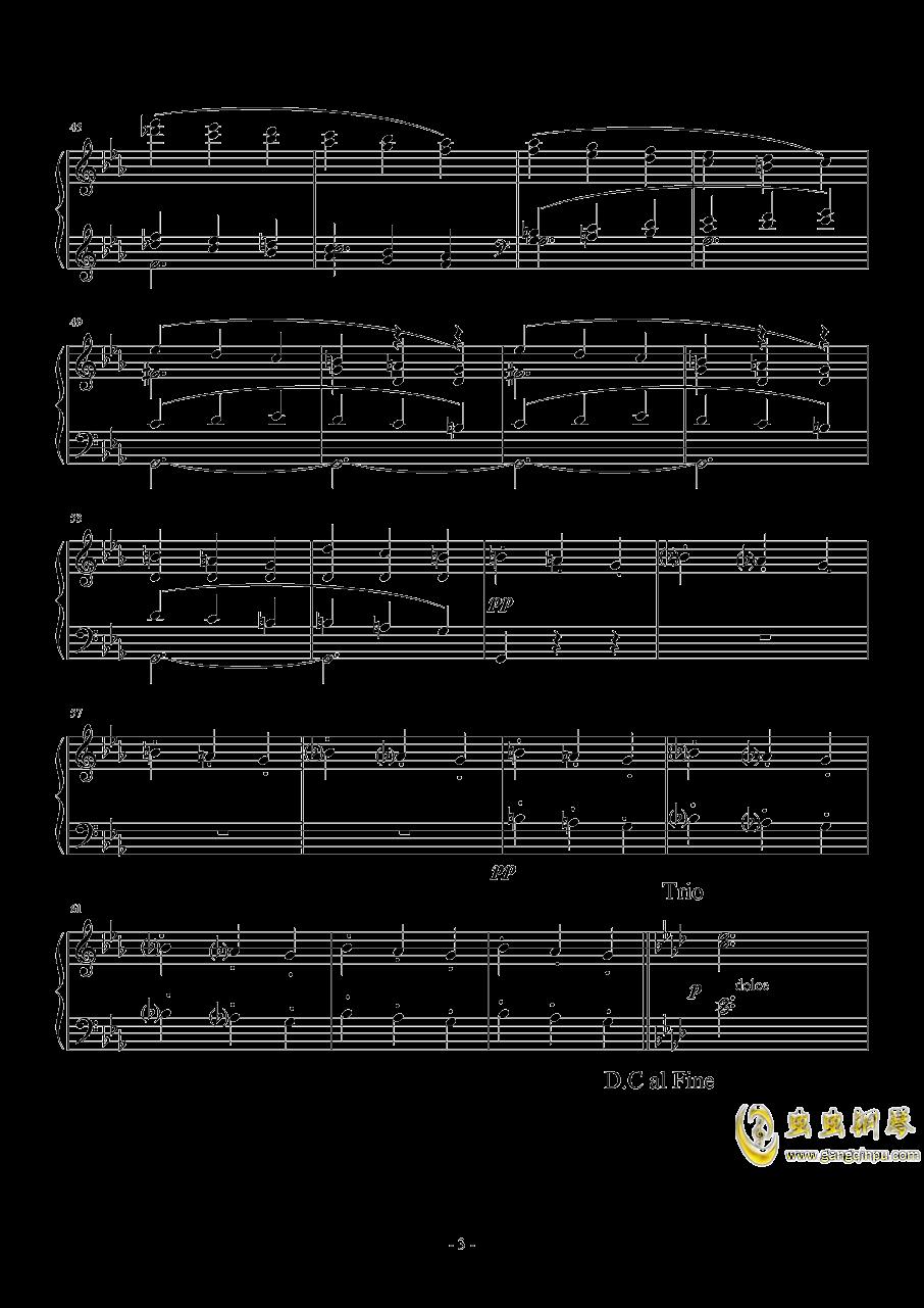 布鲁克纳   f小调交响曲钢琴谱 第3页
