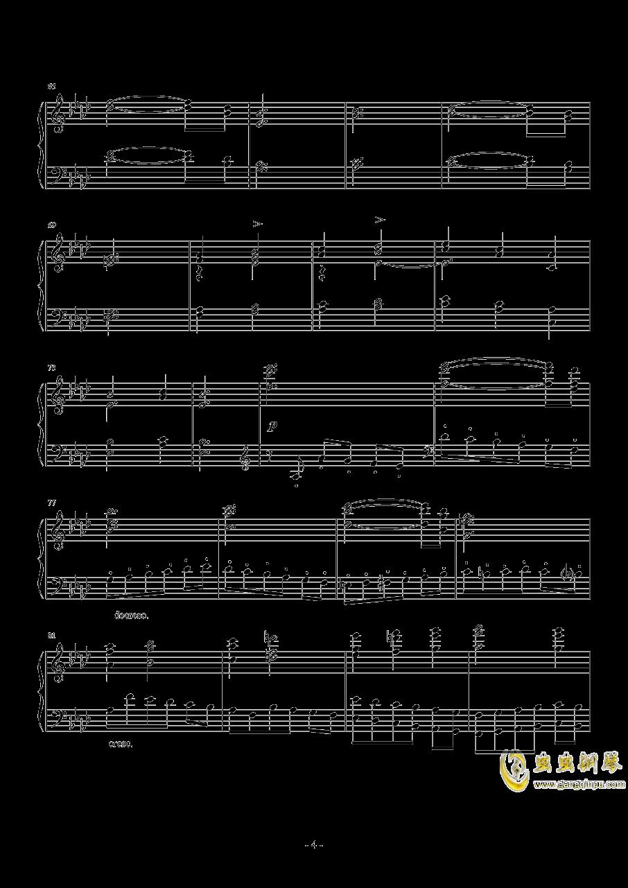 布鲁克纳   f小调交响曲钢琴谱 第4页