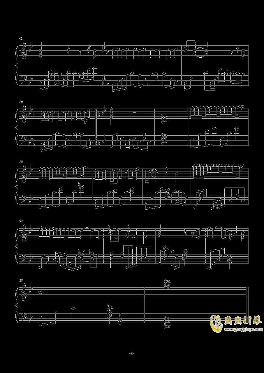 理智与情感钢琴谱 第3页