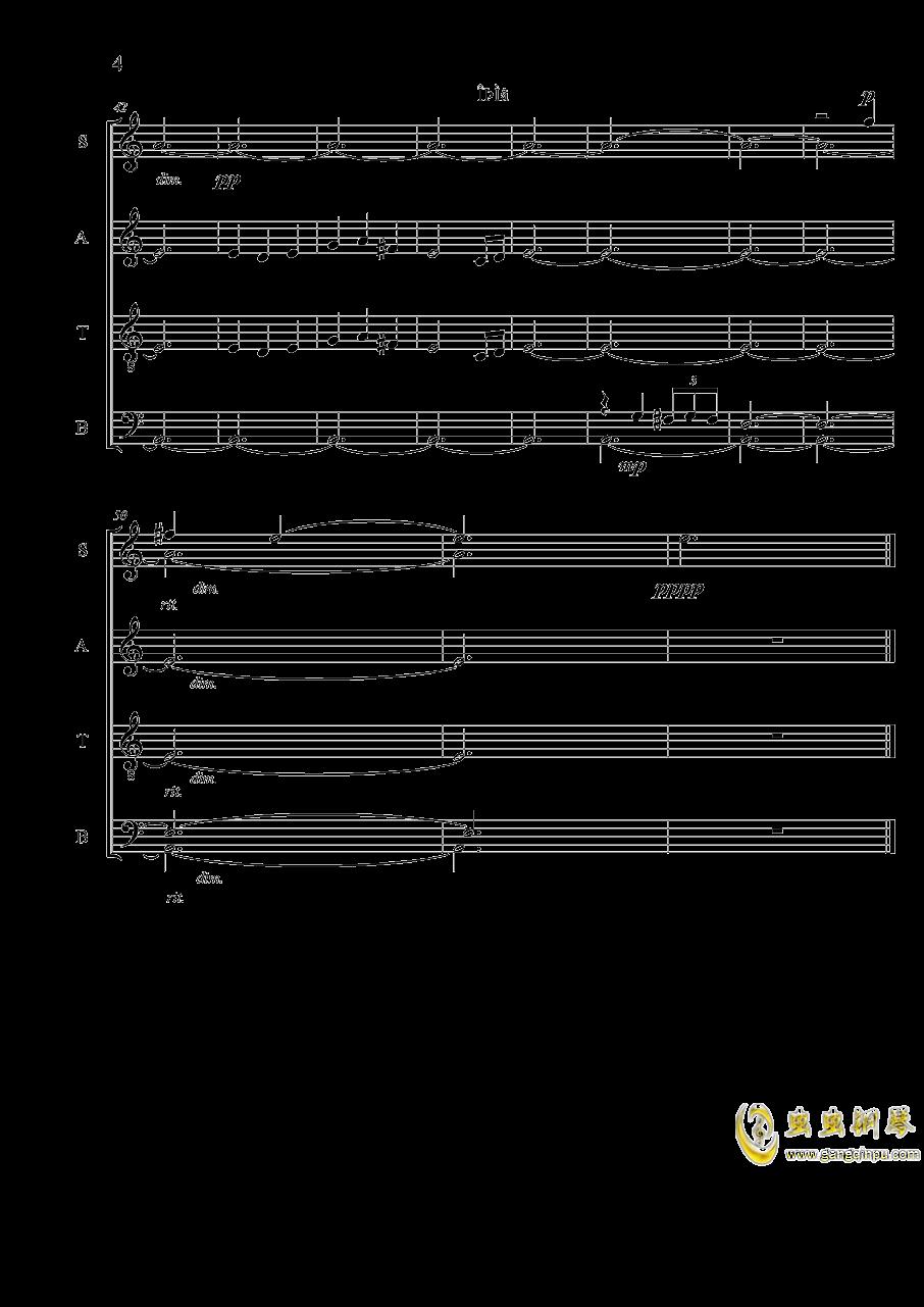 ice field钢琴谱 第4页