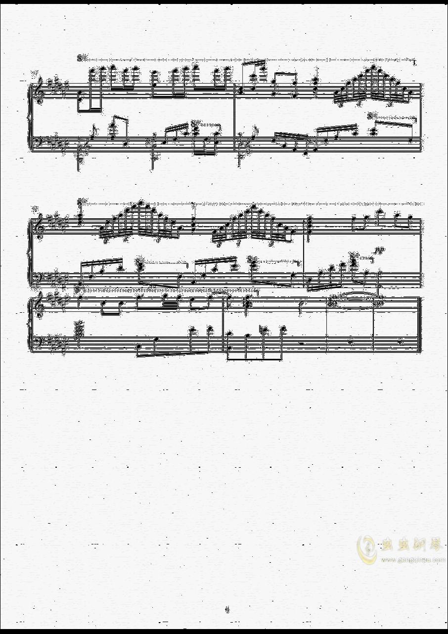 星の奏でる歌 (Duet Ver.)-命运石之门0(Steins Gate 0)钢琴谱 第10页