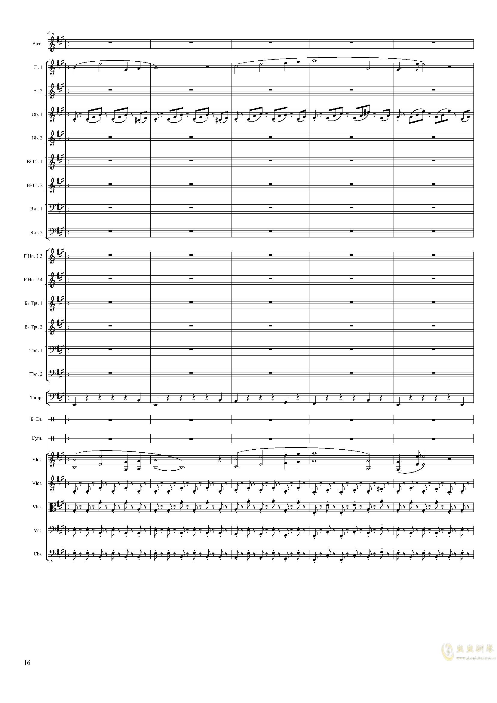 Carnival, Op.posth澳门星际官网 第16页