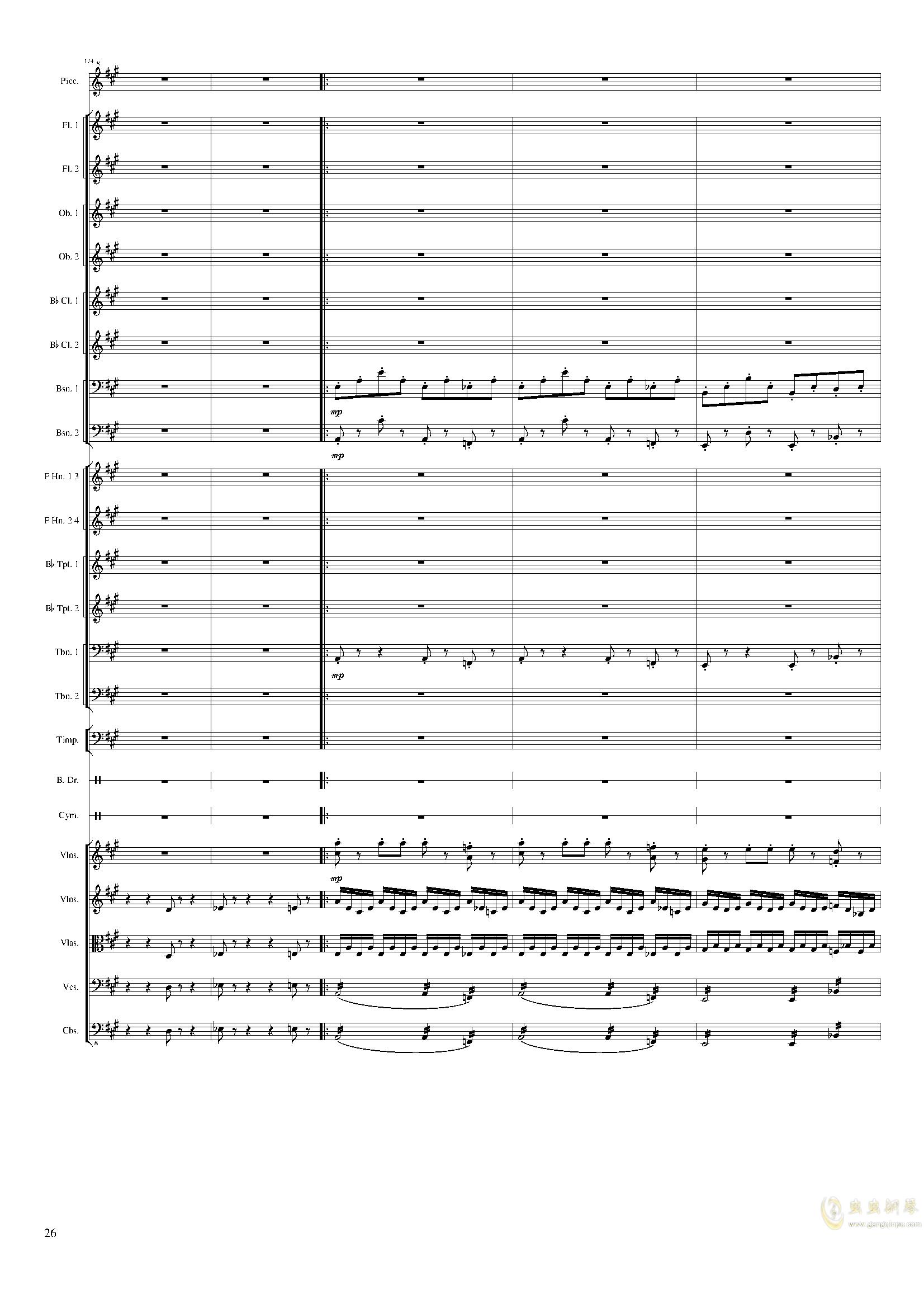 Carnival, Op.posth澳门星际官网 第26页
