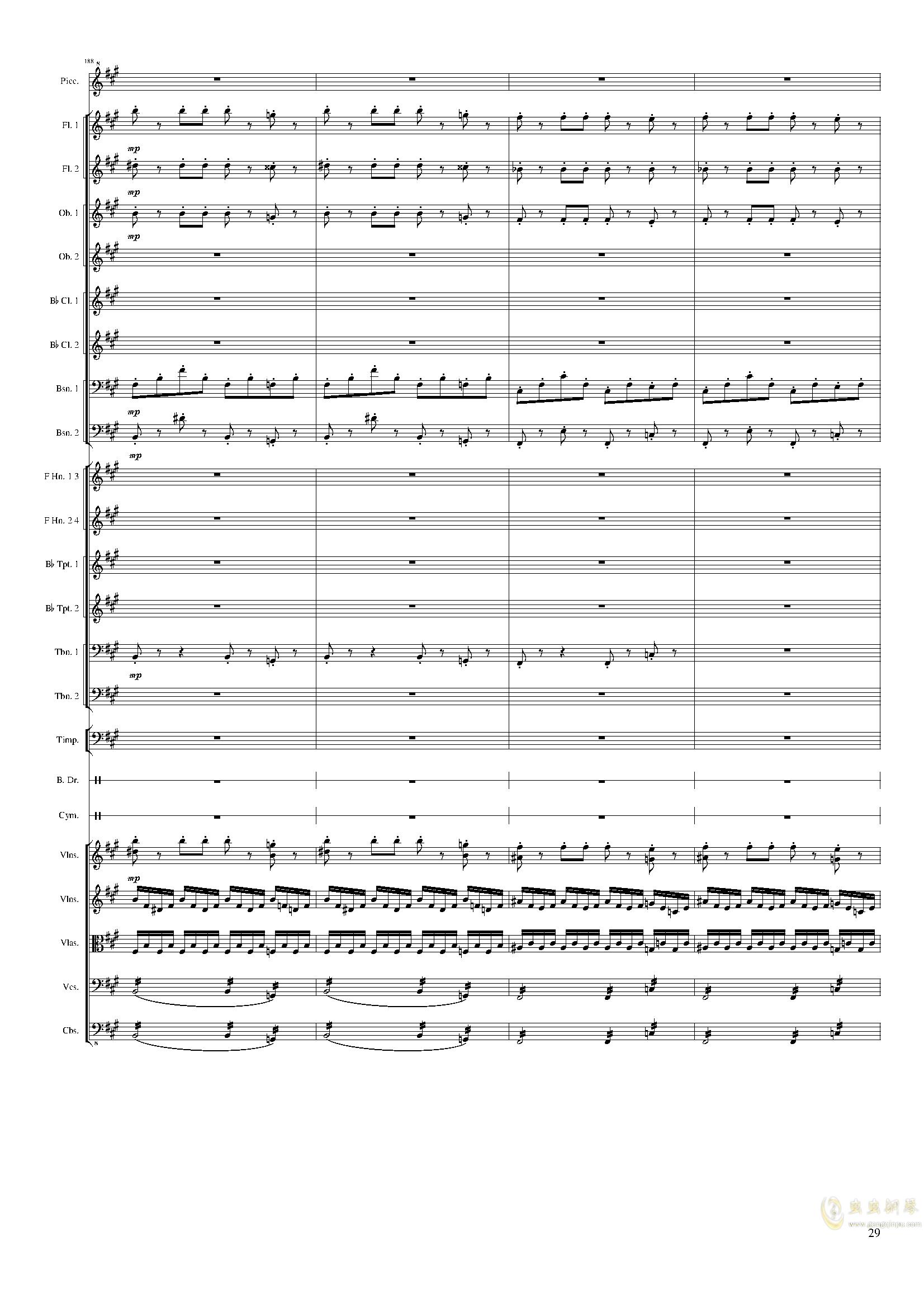 Carnival, Op.posth澳门星际官网 第29页