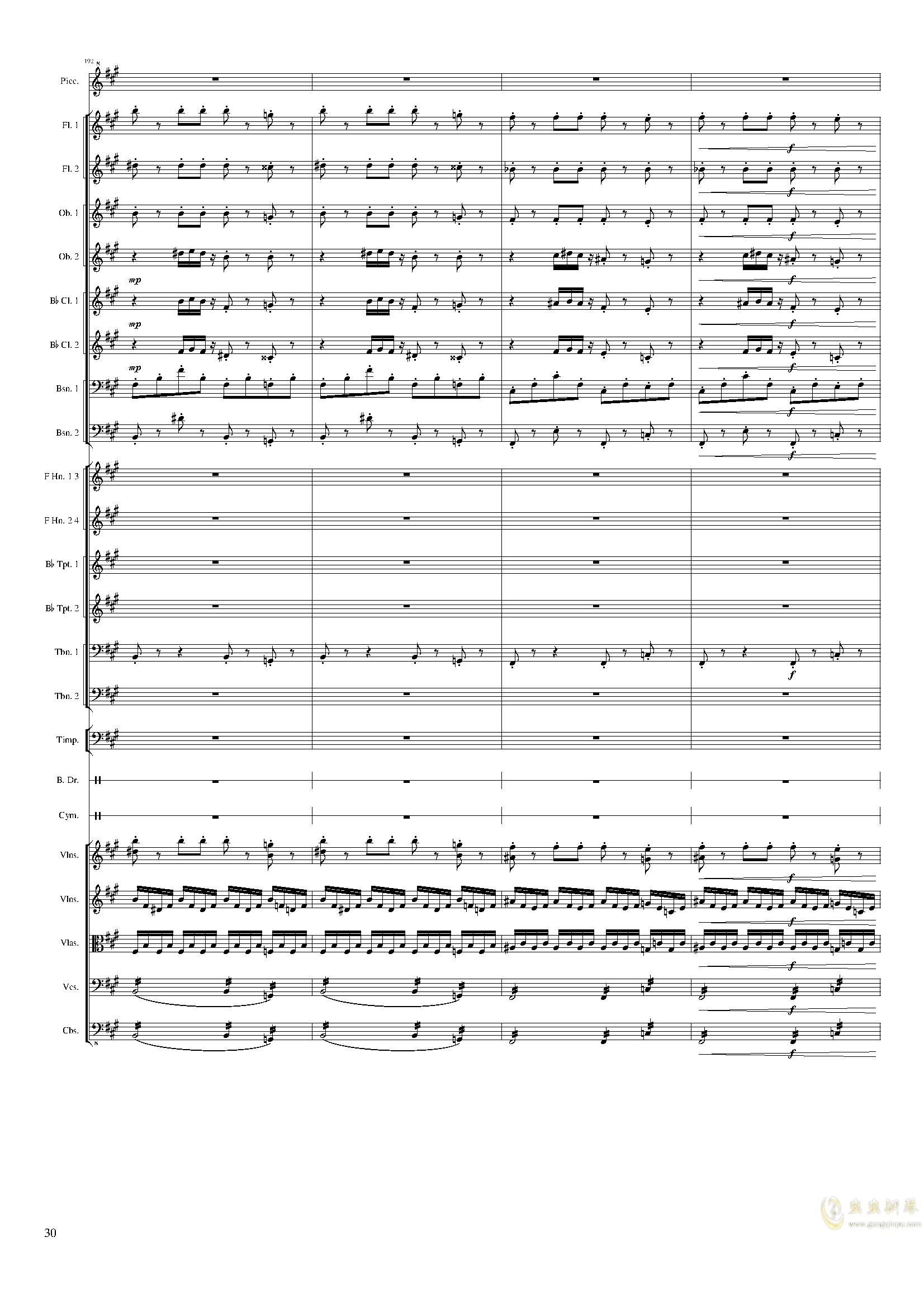 Carnival, Op.posth澳门星际官网 第30页