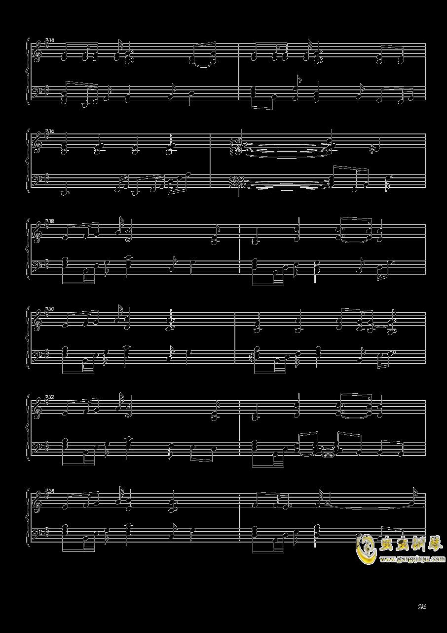 幽深的森林钢琴谱 第2页